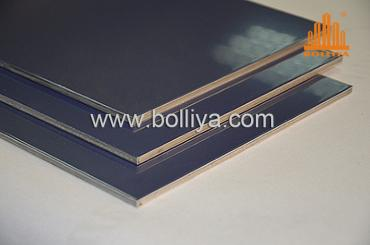 BOLLIYA Chinese 4mm cladding aluminum composite panel China supplier