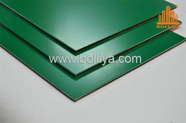 BOLLIYA 6mm ACM Cladding Aluminium Composite Panel reynobond