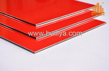 BOLLIYA acm Cladding  Aluminum Composite Panel Guangzhou